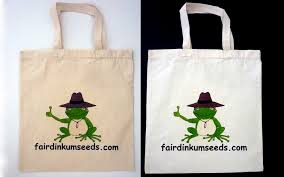 eco bag eco bag shopping tote sack fair dinkum seeds