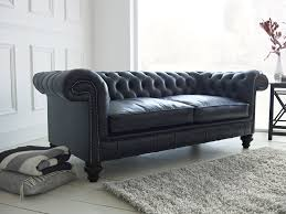 Chesterfield Sofas Manchester Chesterfield Sofa Black Home Design Ideas And Pictures