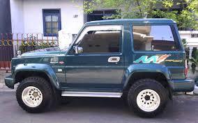 daihatsu feroza modifikasi mobil kapanlagi com dijual mobil bekas malang daihatsu feroza 1998