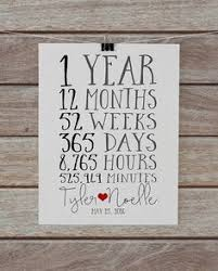 1 year anniversary gifts for boyfriend gift gift personalized gift