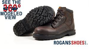 timberland pro magnus steel toe work boots for men 85591 youtube
