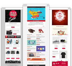 black friday email template free holiday email template for black friday cyber monday u0026 christmas