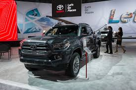 toyota truck recall toyota recall a quarter million tacoma vehicles affected