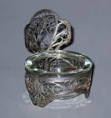 antique svan ring holder images Ascas association of small collectors of antique silver jpg