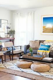 Living Room Without Rug How To Place A Rug In A Living Room Best 25 Rug Placement Ideas On