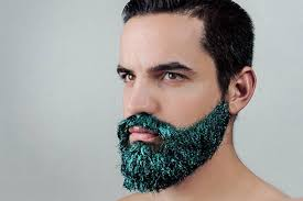 beard ornaments glitter beards dyed armpits beard ornaments beardstyleshq