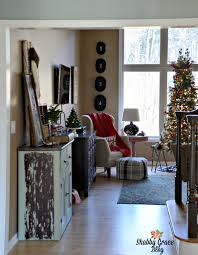 Picture Yourself In The Living Room by Holiday Home Tour Hop 2015 Shabby Grace