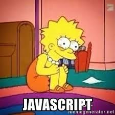 Meme Generator Javascript - javascript crazy lisa simpson meme generator