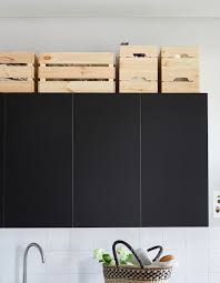 what to put on top of kitchen wall cabinets how to use the tops of kitchen cabinets ikea