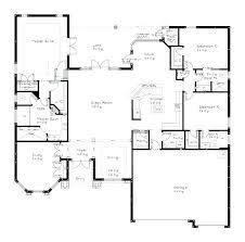 single level floor plans single floor plans single storey floor plans best 5 bedroom 2