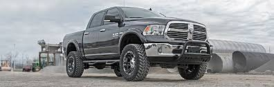 dodge trucks lifted suspension lift kits country suspension systems