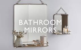mirrors large wooden u0026 copper wall hanging u0026 full length mirrors uk