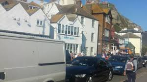 green light driving hastings mi petition mp rock a nore hastings traffic gridlock east sussex