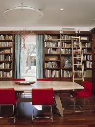 Library Bookcases With Ladder Bookshelves With Ladder Houzz