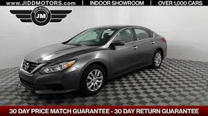 nissan altima for sale nebraska used 2016 nissan altima 2 5 sv stock 5732 jidd motors des