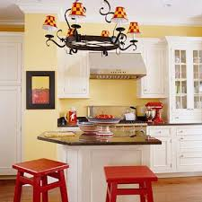 Kitchen Colours With White Cabinets Best 25 Red Kitchen Accents Ideas On Pinterest Red And White