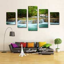 Home Decor Waterfalls by Compare Prices On Pictures Waterfalls Online Shopping Buy Low