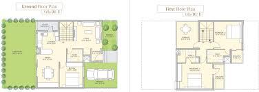 pacifica aurum villas in padur chennai price location map