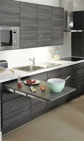 cuisine pour les petit table cuisine gain de place pratique pour les petits