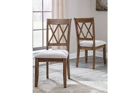 Dining Room Chairs Ashley Furniture HomeStore - Wood dining room chairs