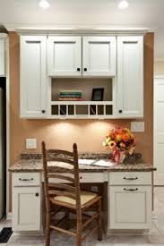 kitchen cabinet desk ideas the updated traditional kitchen kitchen desks stylish kitchen