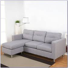 Charcoal Gray Sectional Sofa Chaise Lounge Burbank Charcoal Grey Waffle Suede Sectional Sofa Sofas Home