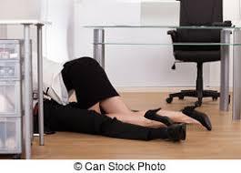 sous le bureau de la secretaire images photographiques de deux bureau ouvriers flirter 329