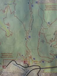 Reno Map Trailing Ahead Keystone Canyon Trail Reno Nevada