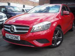 used mercedes used 2012 mercedes benz a class a180 cdi blueefficiency sport 5dr