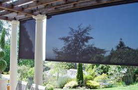 Outdoor Solar Shades For Patios Patio Shades