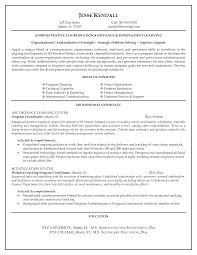 Coordinator Sample Resume Event Manager Resume Sample Business Development Resume Examples