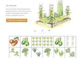 Garden Layout Tool Vegetable Garden Planning Tool Hydraz Club