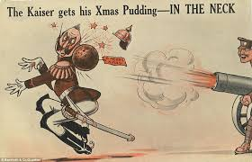 ww1 christmas cards shows how company turned its hand to rallying