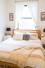 Clean White Modern Bedrooms My Bedroom Makeover Nighttime Rituals For Better Sleep Simply