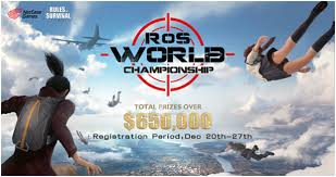 Of Survival Of Survival World Chionship Launches With 650 000 Prize