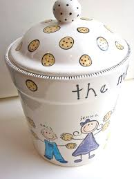 personalized cookie jars personalized cookie jar house cookies