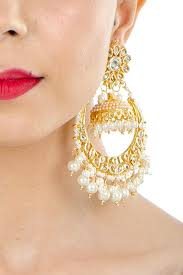 buy earrings online chanda earrings indi fashion