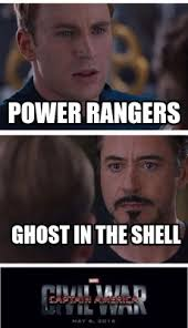 Power Rangers Meme Generator - meme creator power rangers ghost in the shell meme generator at