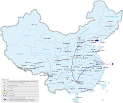 Shanghai China Map by Shanghai Expo Tour China Highlight Tour Shanghai Tour Packages