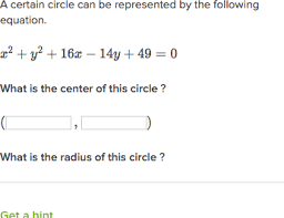circle equation review analytic geometry article khan academy