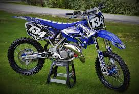 125 motocross bikes mx facrory usa yz 125 arrowhead428 u0027s bike check vital mx