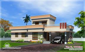 1300 sq feet one floor house exterior kerala home design and