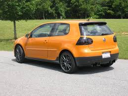 orange volkswagen gti fahrenheit gti w k04 apex tuning repair service u0026 tuning for