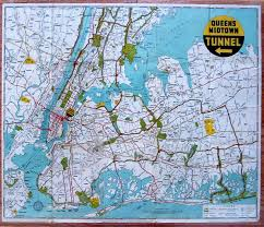 Map Of Queens Ny Queens Midtown Tunnel New York City Margolis U0026 Moss Abaa