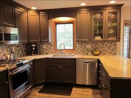kitchen l shaped kitchen cabinets silver kitchen cabinets