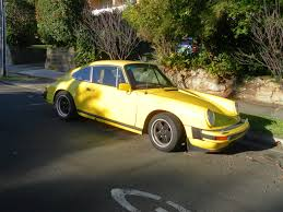old porsche 911 aussie old parked cars 1976 porsche 911 carrera 3 0