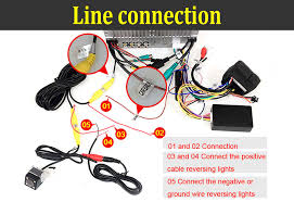 free shipping hd ccd car rear view reverse backup camera for