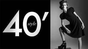 what is in style for a 70 year old woman morgane gaudin elle 70 years of style the 40 s