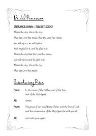 catholic wedding booklet text templates gallery catholic wedding solutions
