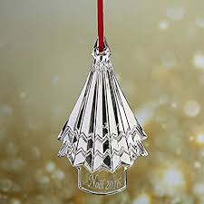 baccarat 2016 tree ornament home